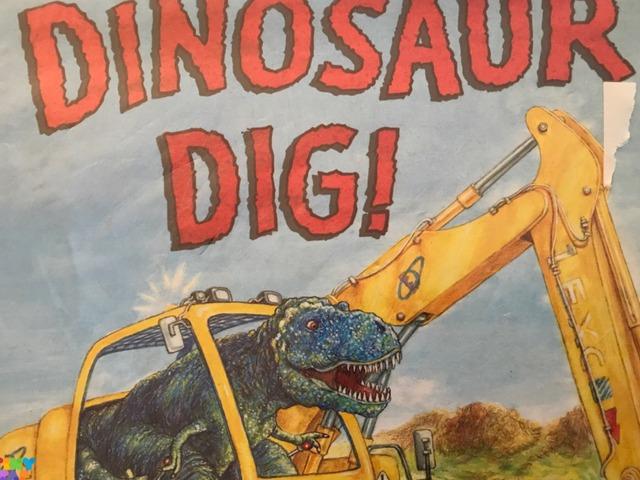 Dinosaur Dig! by Lori Board