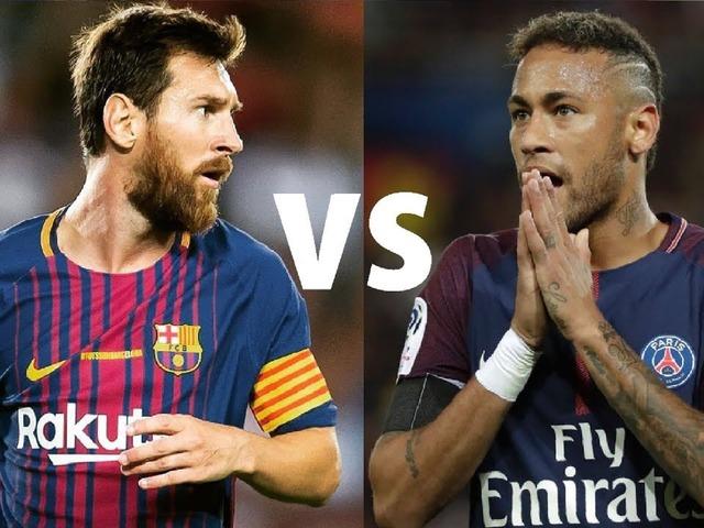 Neymar VS Messi 2 !!!!! by Tid