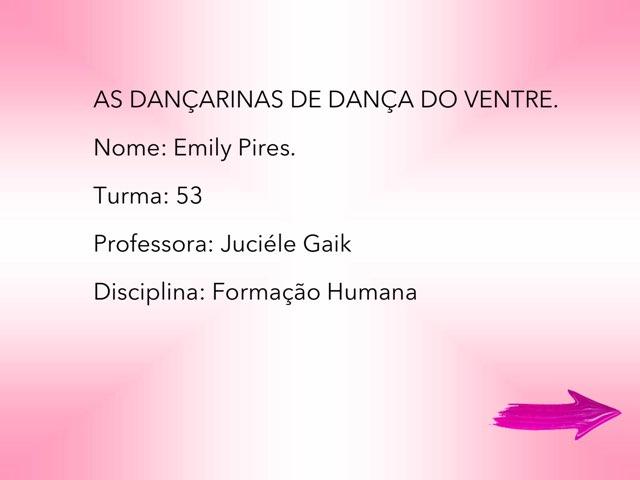 Emily Pires by Rede Caminho do Saber