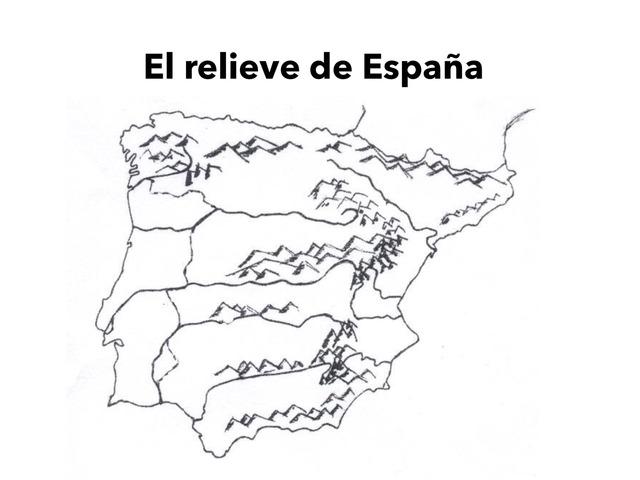 El Relieve de España by Laura Soto Masso