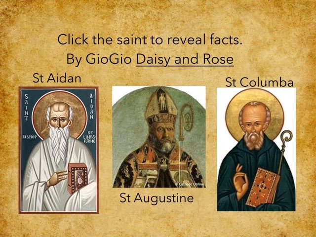 The 3 Saints by RGS Springfield