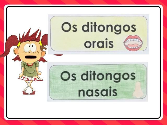 Ditongos by Maria José Gonçalves