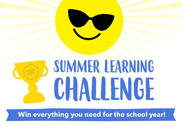 Summer Learning Challenge Guide by Tiny Tap
