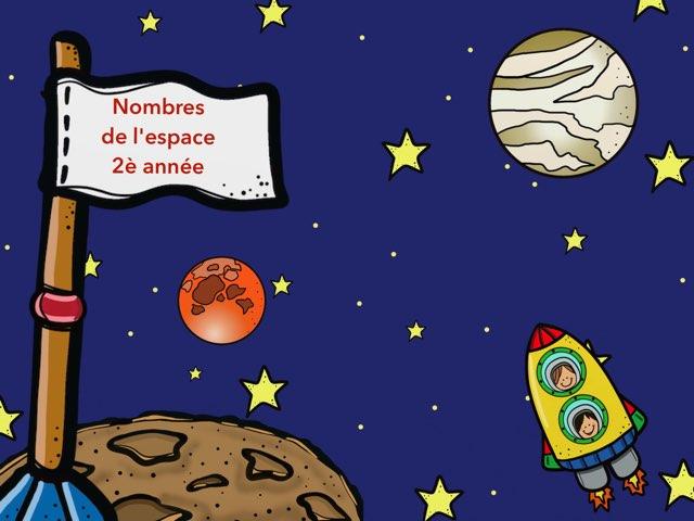 Les nombres de l'espace 2è année by Sylvianne Parent