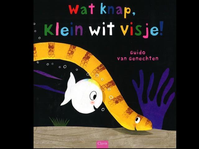 Verhaal 'Wat Knap, Klein wit visje!' by Jana Deman