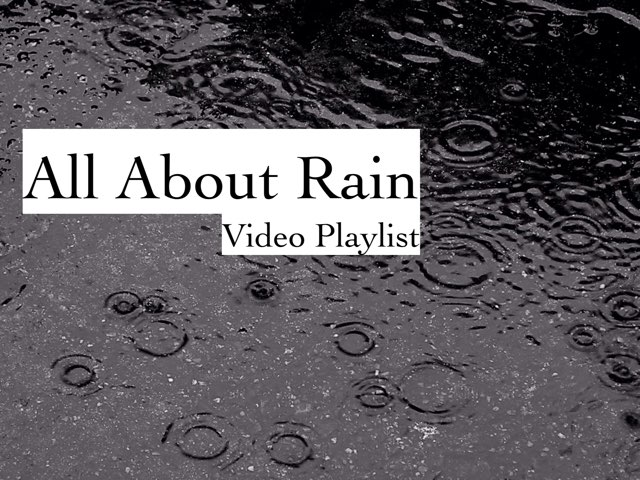 All About Rain - Minute Earth by Earth Science Videos