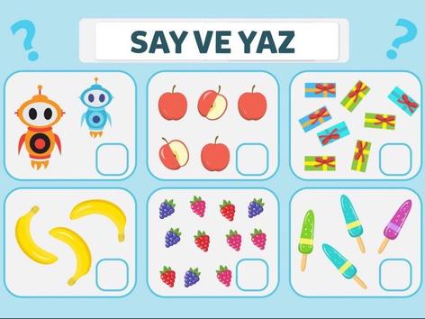 Say Ve Yaz by Hadi  Oyna