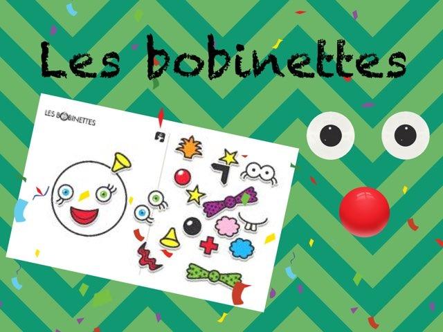 Les Bobinettes by Seve Haudebourg