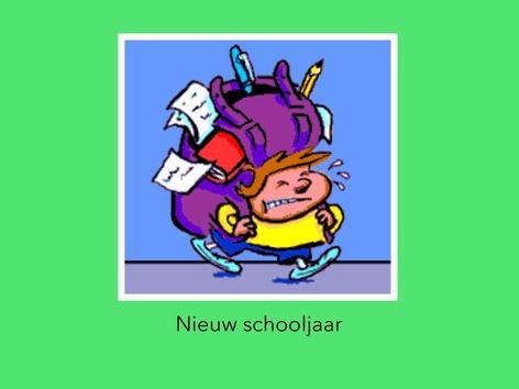 Nieuw Schooljaar by Karen Bonne
