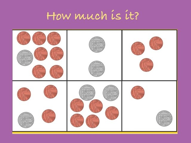 How Much Is It? 10ps And 1ps by Deborah Fletcher