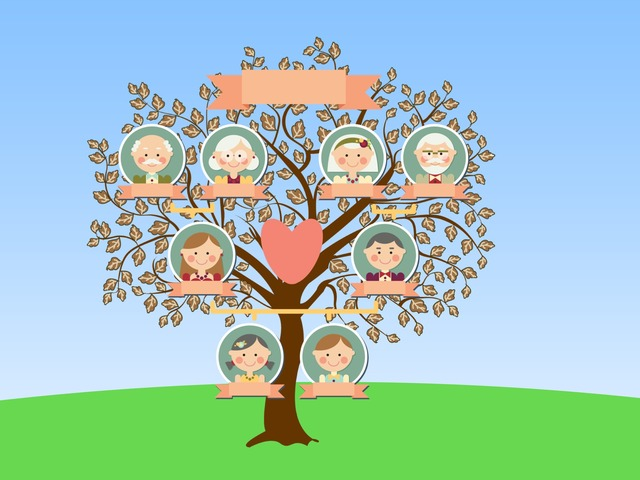 Make A Family Tree  by Mindi Potter