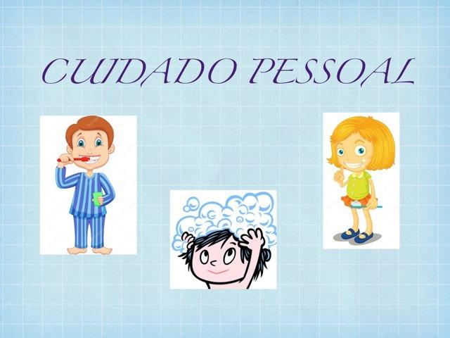 Jogo do Cuidado Pessoal by Rachel Guiterio