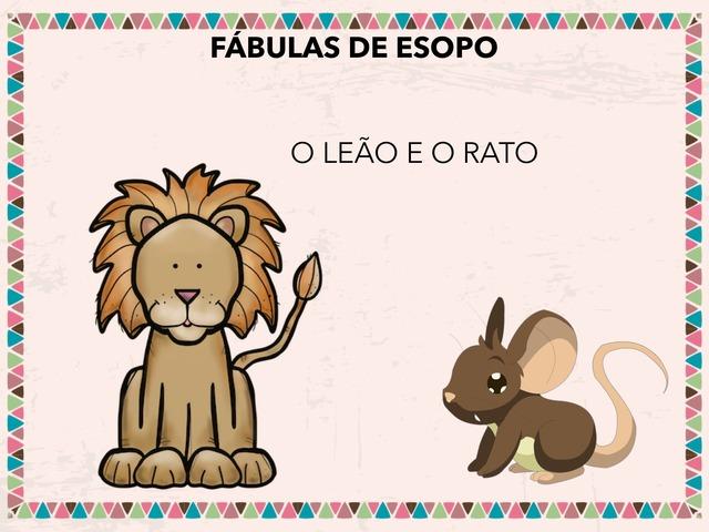 FÁBULAS  by Maysa Oliveira