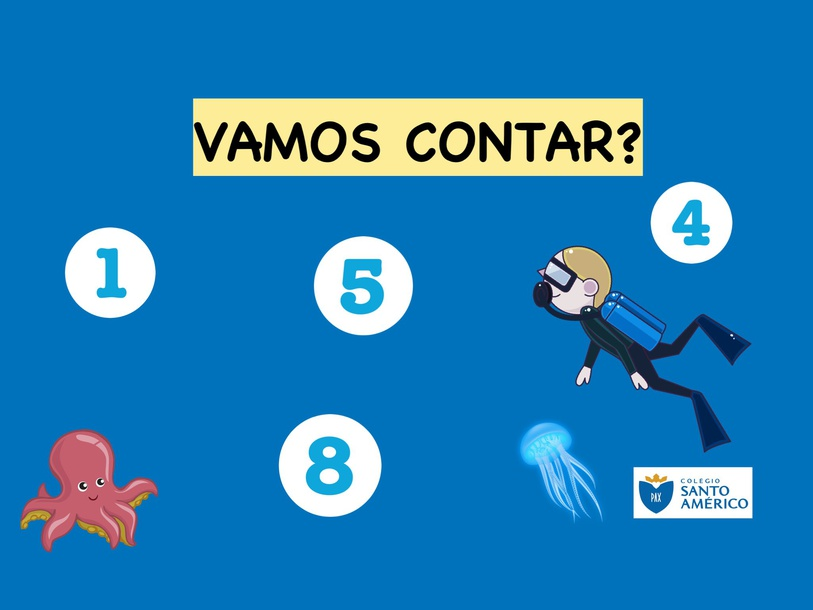 Vamos Contar? by Ana Figueiredo