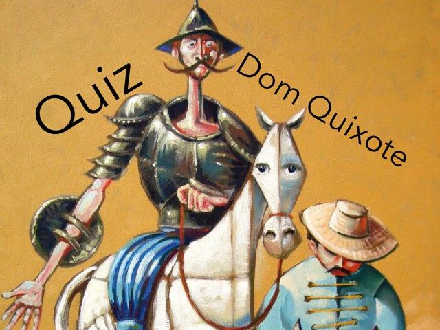 Dom Quixote Copy 4 by Rede Caminho do Saber