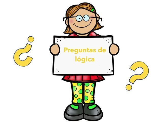 Preguntas de Lógica by Aarón Ordóñez