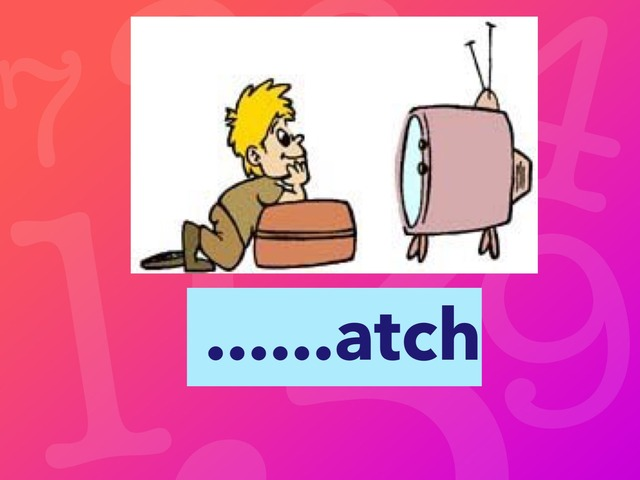 Watch,television,tidy by Badra M.
