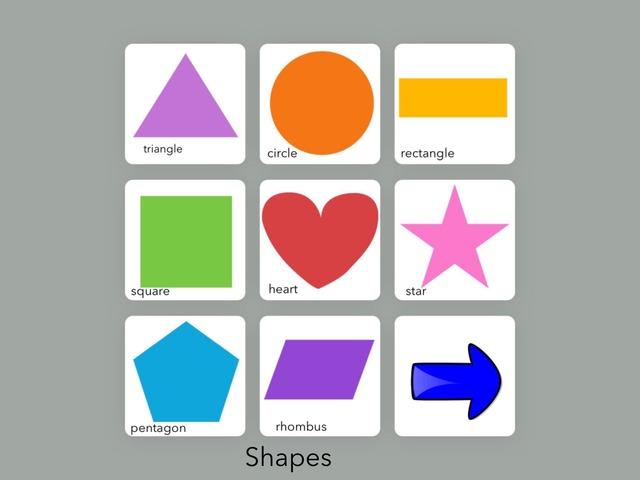 Shapes by Carol Smith