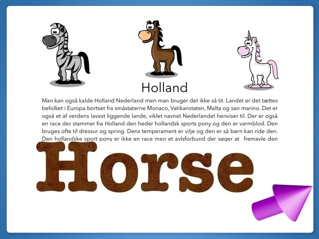 Holland by Elev Skibet