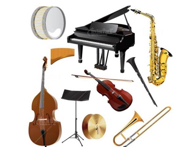 Instruments  by Adina Mermelstein