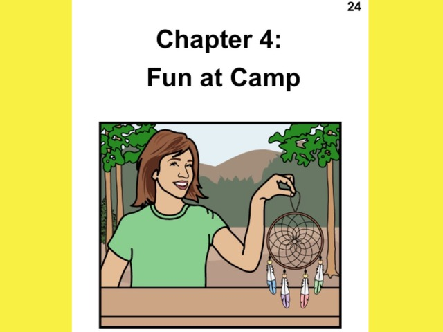 Unique Summer Unit Chapter 4: Fun at Camp  by Tanya Folmsbee