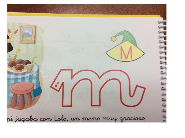 La letra M by Material Pictos