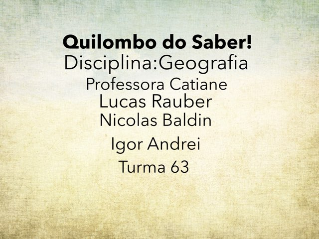 Nicolas Igor Lucas 63 by Rede Caminho do Saber