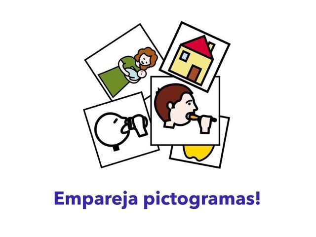Empareja Pictogramas! by Francisco Esteve
