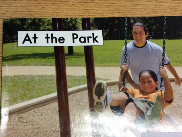 At The Park Comprehension Questions by Chanel Sanchez
