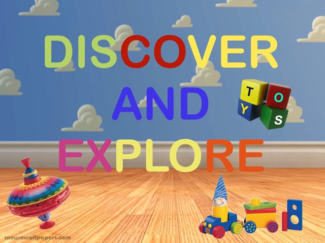 Toys And Colors by Pueri digital verbo divino
