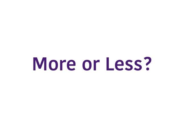 KG B - More Or Less by Debby Cynthiana