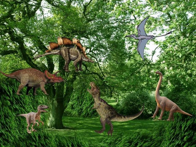 Los Dinosaurios by Natalia Vaz