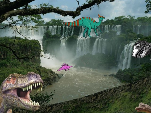 Dinosaurs And More by Alyssa Clark