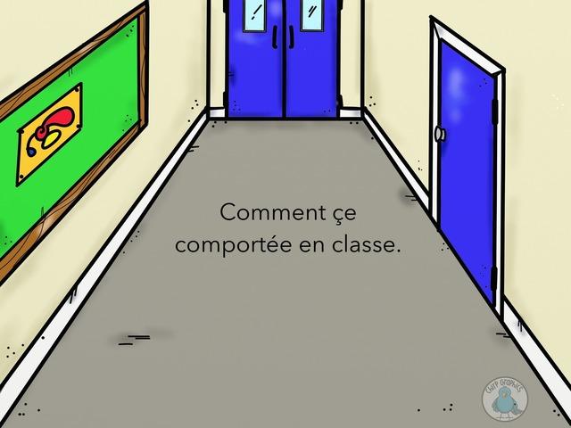 L'école  by Lin