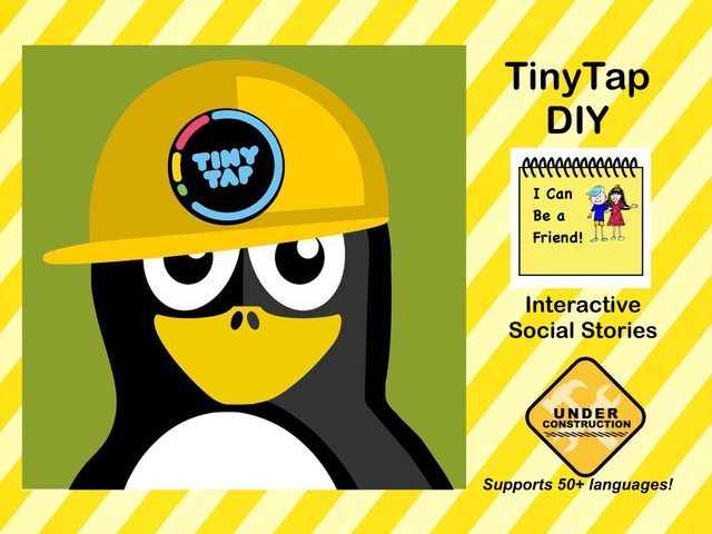 TinyTap DIY - Social Stories by Ellen Weber