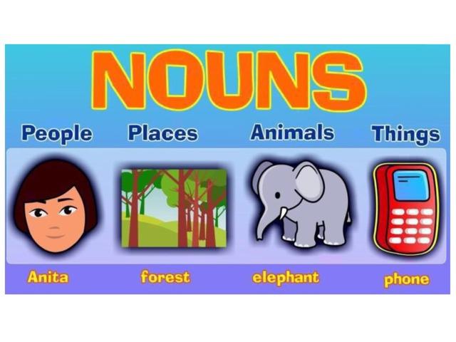 Nouns And Verbs by Jillian Hershey