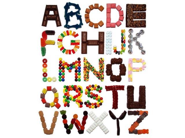 British alphabet 2  - quiz by Teeny Tiny TEFL