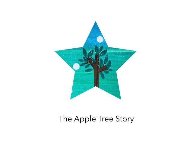 The Apple Tree Story by Rebecca Lim