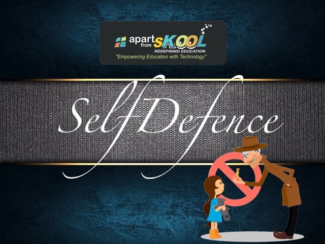 Self Defence by TinyTap creator
