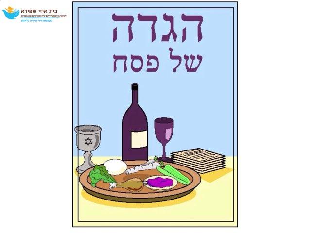 הגדה לפסח by Beit Issie Shapiro