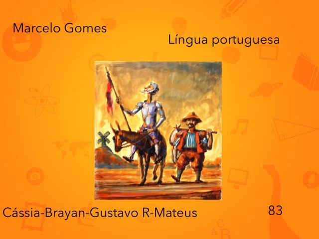 Dom Quixote by Rede Caminho do Saber