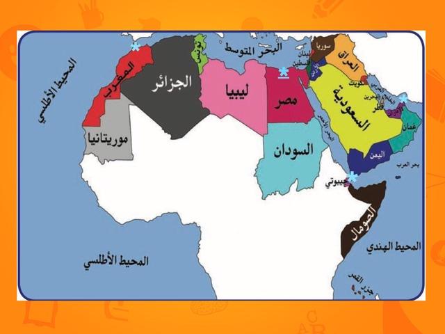 المضائق في الوطن العربي by afnan