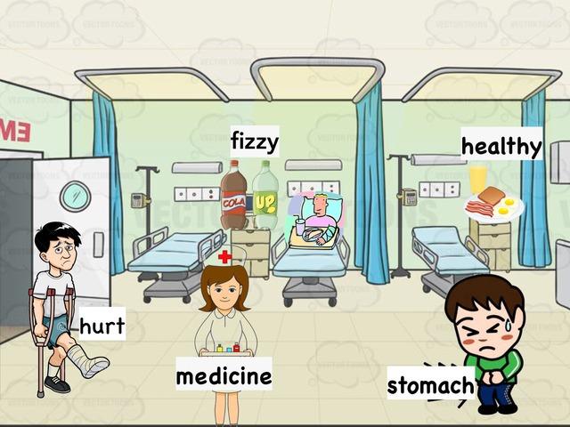 Grade 3 Healthy by Mariam Abu Kamar