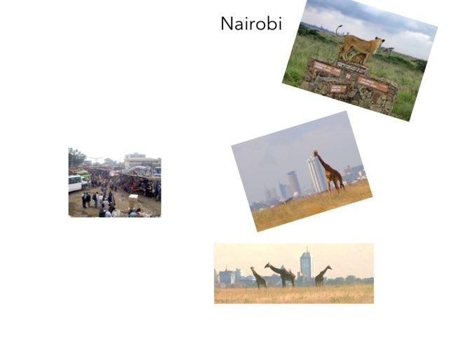 Kenya - Leyu by FarBrook School