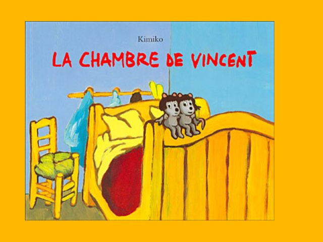 La chambre de Vincent by Germain Catherine