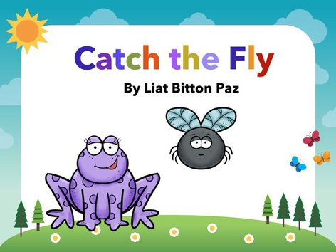 Catch The Fly by Liat Bitton-paz