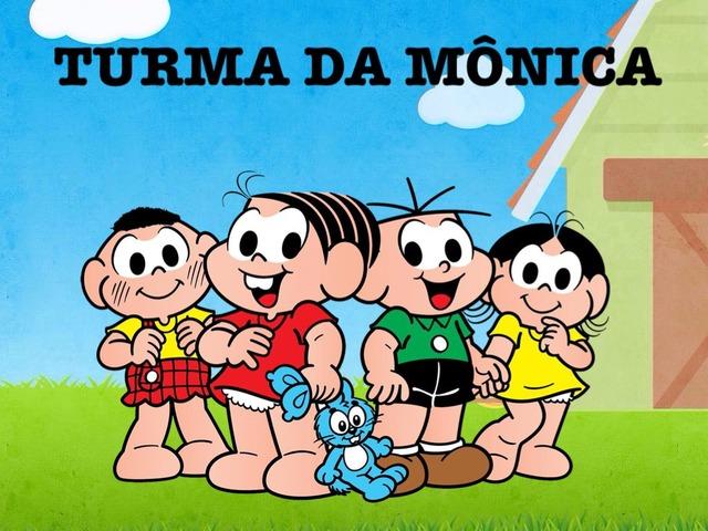ANIVERSÁRIO DA TURMA DA MÔNICA by Tobrincando Ufrj