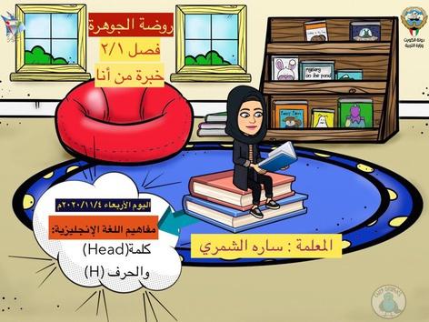 H- Head by sara Al-salman