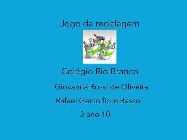 Giovanna E Rafael 3ano10 by Laboratorio Apple CRB Higienop