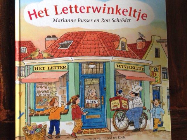 Het letterwinkeltje - Deel 2 by Britt vanKessel